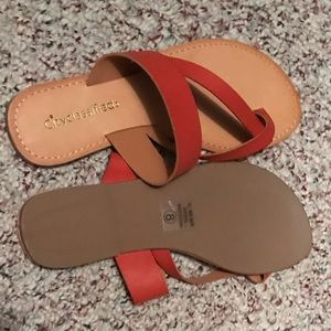 Brand new sandals for women